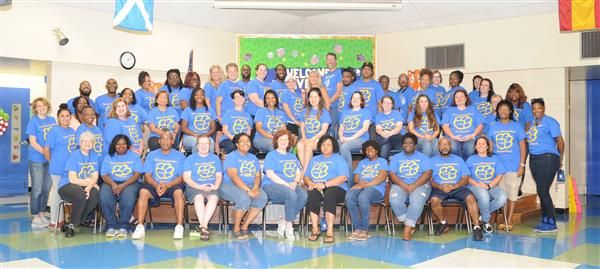 Picture of Terry Elementary Staff