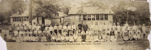 forest park class of 1919