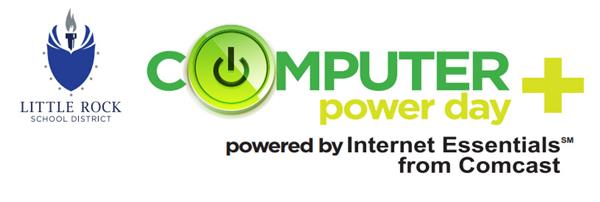 Computer Power Day Banner