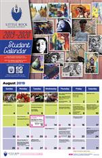 Photos of Little Rock School District Calendar 2021-22