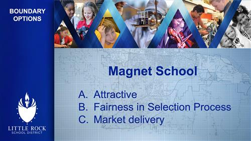 Slide 10  Magnet School Delivery Plan