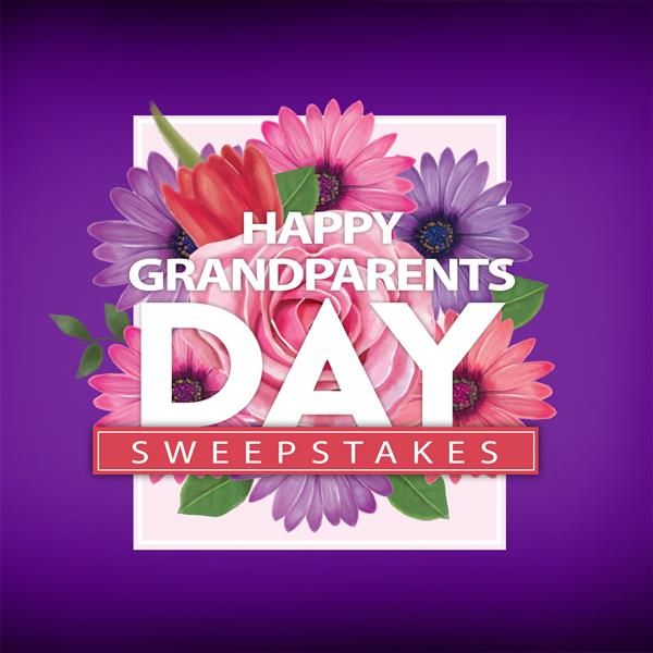 2019 Grandparents Day Sweepstakes!