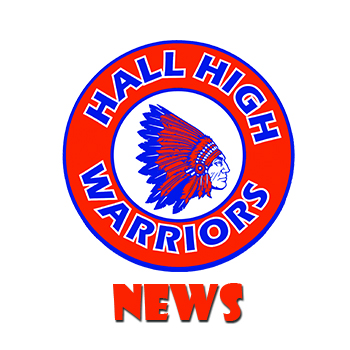 Hall News Logo