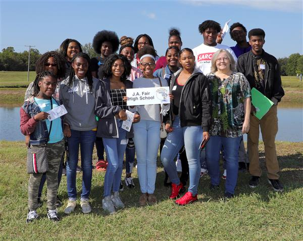 Students Attend UAPB's Annual Aquafisheries Day