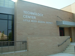 Front of Metro Technology Center