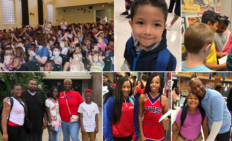 Little Rock School District / Welcome!